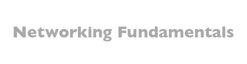 MTA: Networking Fundamentals