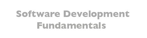 MTA: Software Development Fundamentals