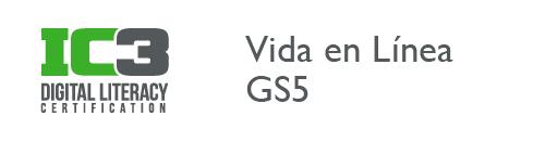 IC3 Vida en Línea GS5