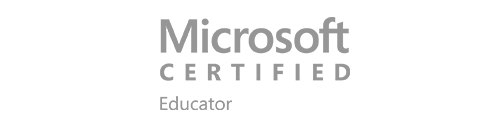 Microsoft Certified Educator: Technology Literacy for Educators