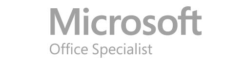 Certificaciones Microsoft Office Specialist Versiones 2010 y 2013