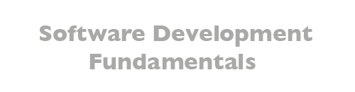 MTA: Software Development Fundamentals